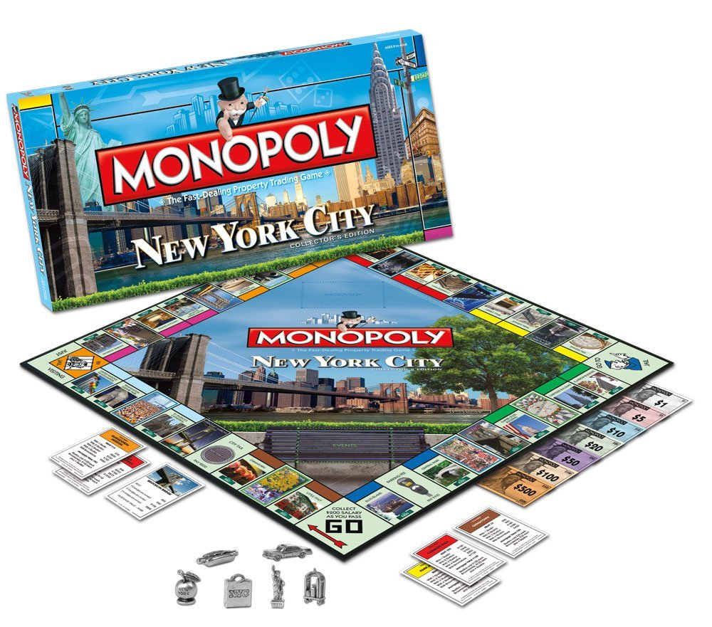 Monopoly NYC