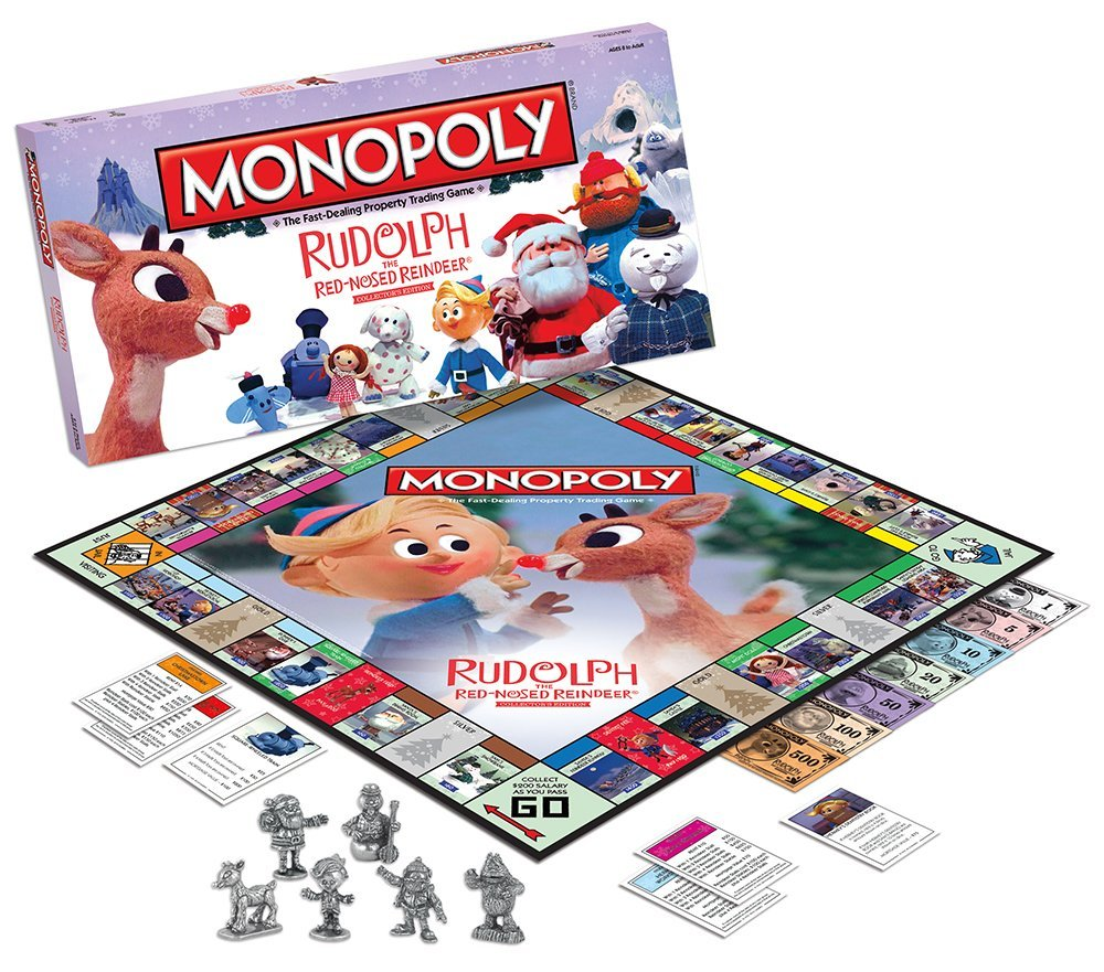 Rudolph Monopoly
